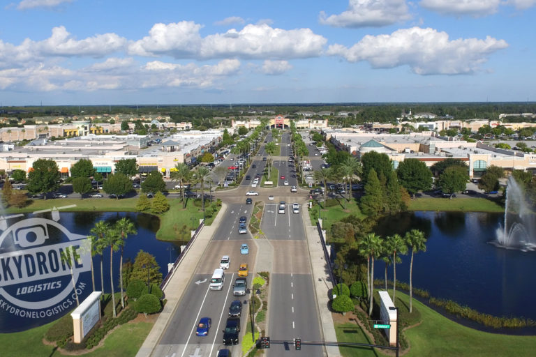 aerial photography commercial real estate