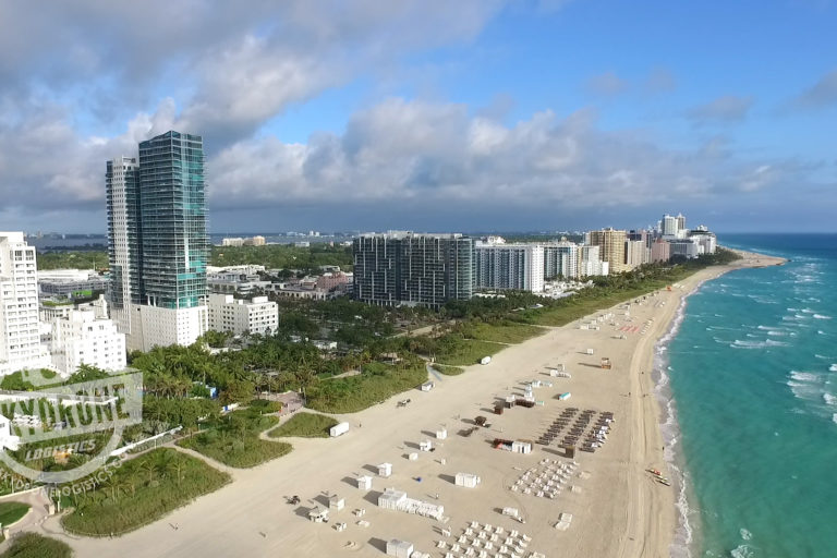 miami aerial photography